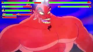 Download The Return of Jafar Final Battle with healthbars Video