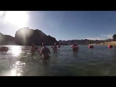 Camping at Lake Havasu, Arizona
