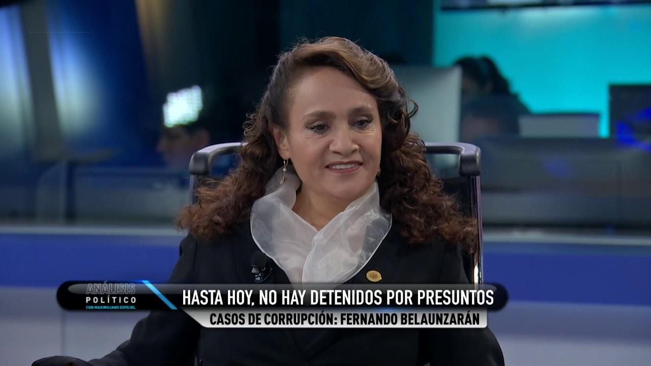 Álvaro Delgado y Dolores Padierna en debate sobre casos de corrupción relacionados con Peña Nieto