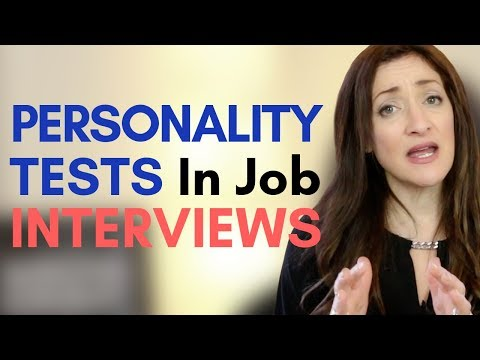 How To Beat Personality Tests In Job Interviews