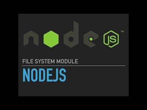NodeJS FileSystem: Write String to File With fs.write() & fs.writeSync()