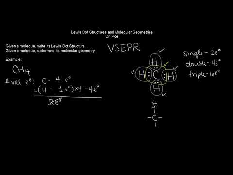 Unit 02 Lewis Dot Structures and Molecular Geometry part 1