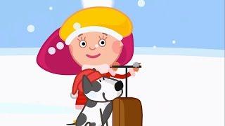 Download Новогодние мультики - Смарта и Чудо-сумка - Зимние серии - Сборник Video