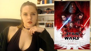 Star Wars The Last Jedi Spoilery Discussion/Review - That Movie Chick