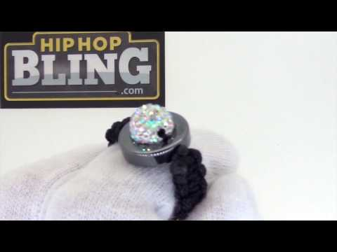 Disco Ball Ring | Rainbow Shine