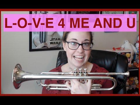 DO SOMETHING YOU L-O-V-E EVERY DAY (trumpet solo edition) // TGIPF