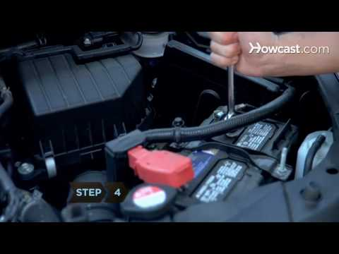 How to Disconnect a Car Battery