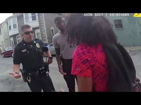 Girl Pepper Sprayed by Police [BODY CAM FOOTAGE]