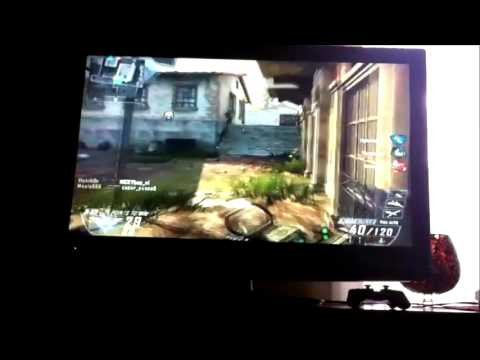 Cod Black Ops2 Gameplay (PS3)