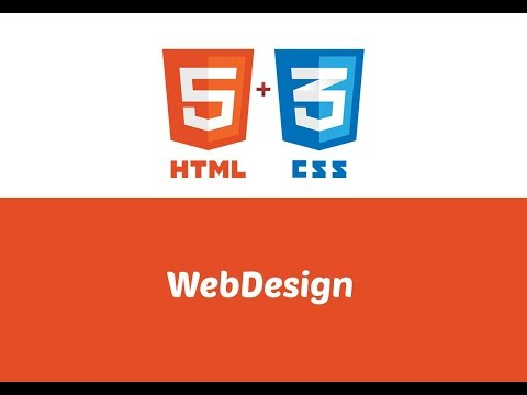 HTML5 & CSS3 Tutorial | Learn Web Design by Building A Complete Website With Responsive Layout