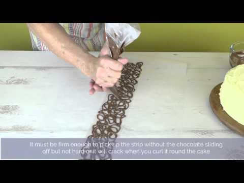 Bake Club presents: How to make a chocolate collar