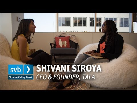Shivani Siroya, Tala: How to build a startup that changes lives