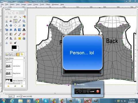 How to make a shirt and make it look realistic   Kaneva