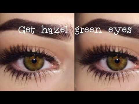 Get Hazel Green Eyes ~ Soft Subliminals 👀⭐️