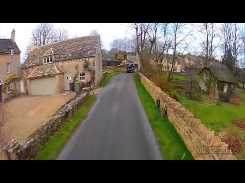 30 Minutes Of Virtual Scenery Treadmill Exercise Machine Cotswolds Uk
