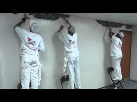 Painting the Bread of Life Church