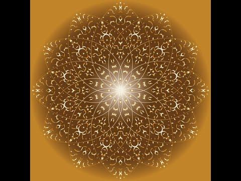 how to create a simple Mandala in Adobe Illustrator