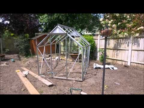 How To The Big Garden Make Over With Sleepers  Part One