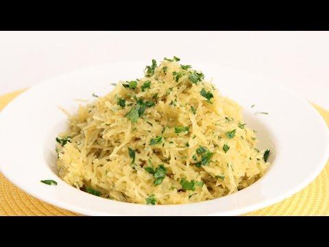 The Best Spaghetti Squash Recipe - Laura Vitale - Laura in the Kitchen Episode 865
