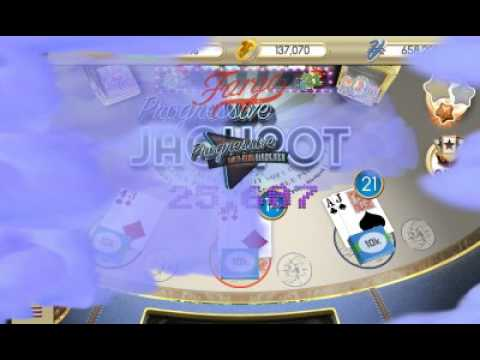 Best blackjack strategy, MyVegas Blackjack
