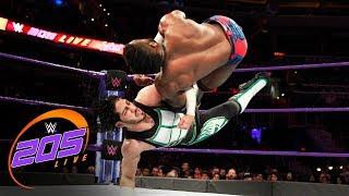 Cedric Alexander vs. Mustafa Ali: WWE 205 Live, Jan. 23, 2018