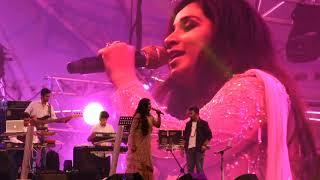 Shreya Ghoshal concert at  Dubai Global Village (10 Nov 2017 )