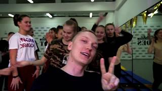 M-22 feat. Medina - First Time| Мини Влог | Todes Korolev | Dance HipHop