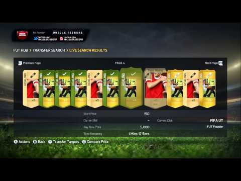 HOW TO MAKE EASY COINS | FIFA 15 ULTIMATE TEAM TRADING METHOD
