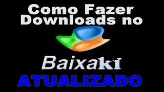 Download Como Fazer Downloads do Baixaki Com e Sem Instalador! (Atualizado) Video