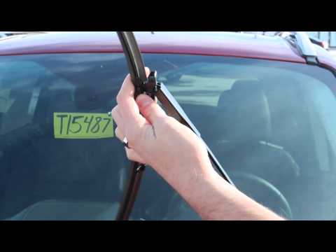 How to Change Your Wiper Blades - 2016 Ford Escape