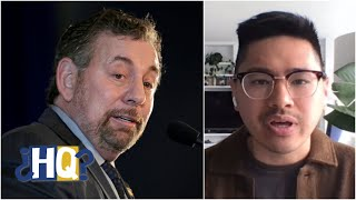 Pablo Torre on his report of unrest among Knicks employees over James Dolan's silence   HQ