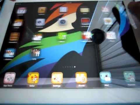 How To Change Your Icons For Ipad/Iphone/Ipod Touch