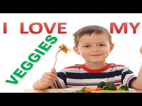 5 Ways to Get Your Children to Eat Their Veggies