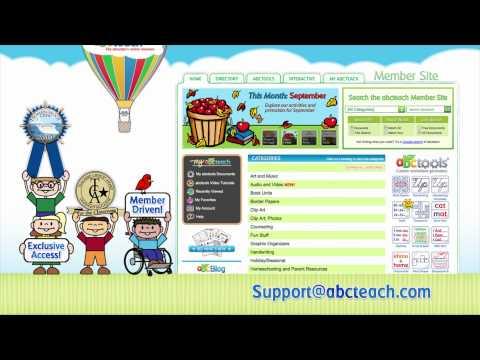 abcteach - the educator's online resource