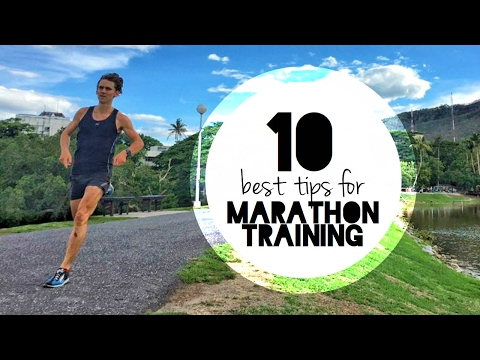 Marathon Running - 10 Best Training Tips