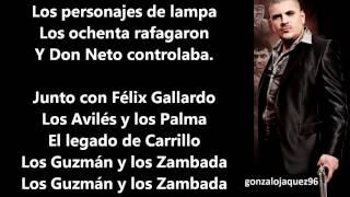 Letra La Mafia Se Sienta En La Mesa - El Komander