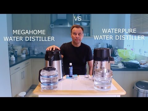 Megahome V Waterpure Water Distiller Review