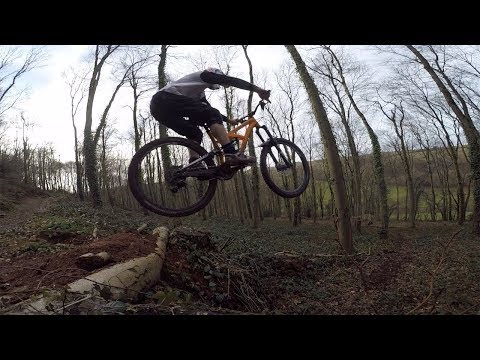 THIS MTB TRAIL RULES - GET DIGGING