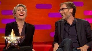 Stephen Merchant & Tamsin Greig Swap Vomit Stories   The Graham Norton Show