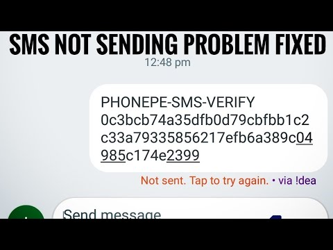SMS Not Sending Problem Fixed On Android 6.0+