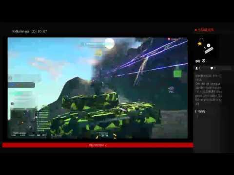 krus85s PS4-livesändning