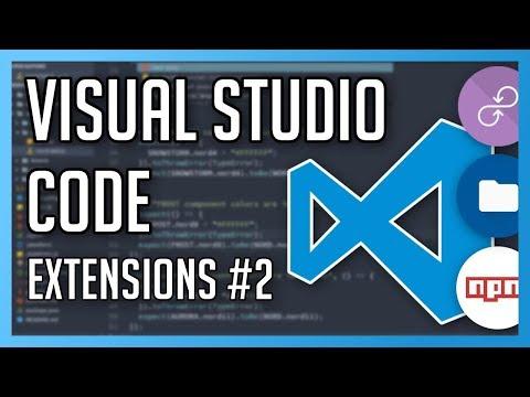 Mes extensions favorites pour Visual Studio Code (éditeur de code) #2