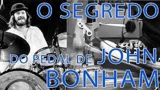 O SEGREDO do pedal de JOHN BONHAM!