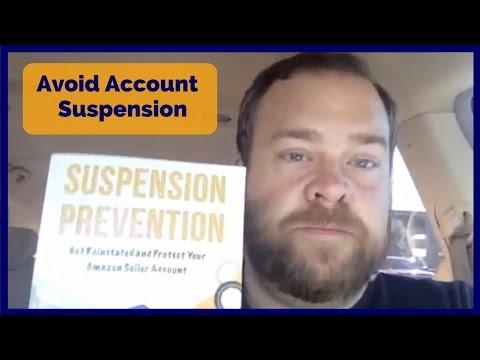 How to Avoid Amazon FBA Account Suspension