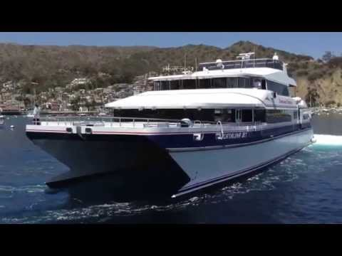 Catalina Express Avalon Departure 2014