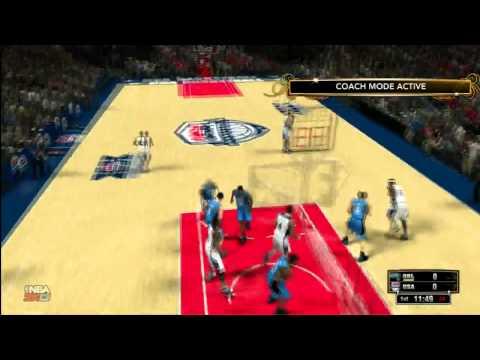 NBA 2K13 Coin Glitch