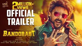 Bandobast - Official Trailer | Suriya, Mohan Lal, Arya | K V Anand | Harris Jayaraj | Subaskaran
