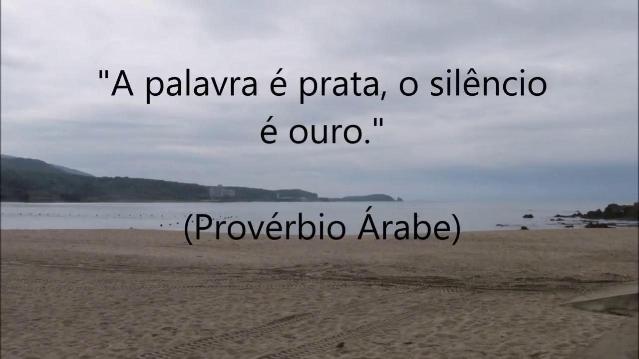 Pensamentos célebres sobre o silêncio