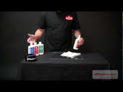 How to Clean Plexiglass (Acrylic) Without Scratching