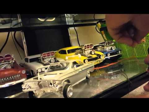 61 model car hopper on a arms first built